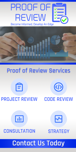 Proof of Review