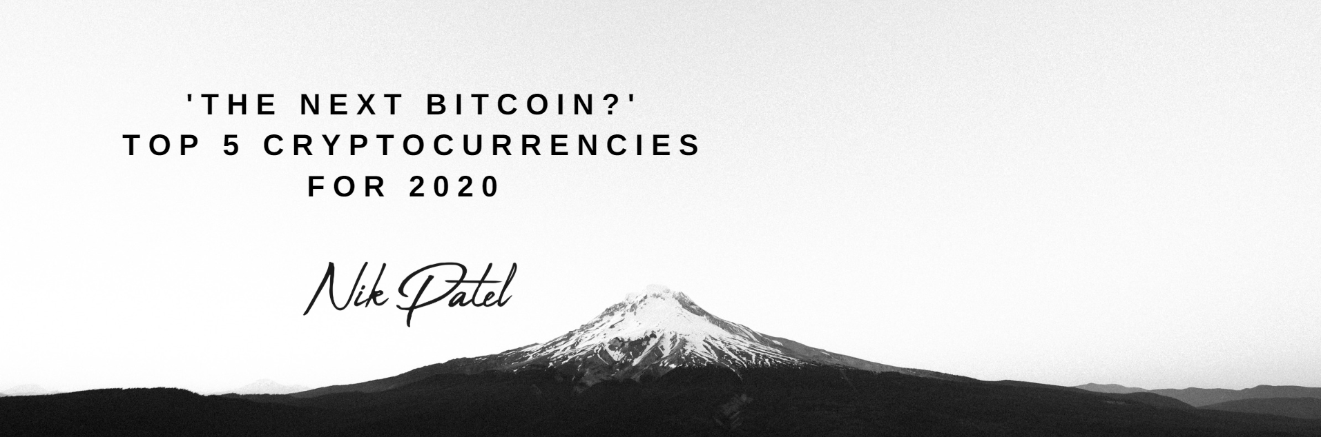 Best Cryptocurrency Exchange 2020.The Next Bitcoin Top 5 Cryptocurrencies That Will