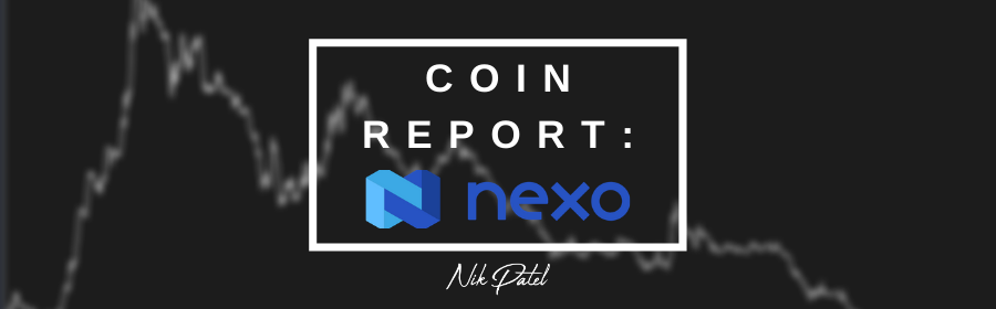Coin Report #43: Nexo