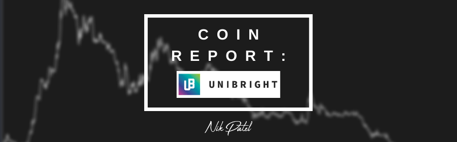 Coin Report #49: Unibright