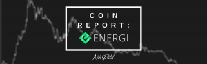 Coin Report #51: Energi