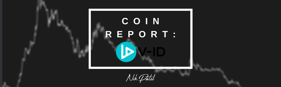 Coin Report #56: V-ID