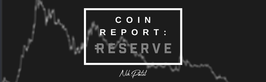 Read more about the article Coin Report #57: Reserve Rights