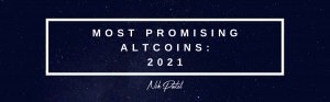 Read more about the article The 10 Most Promising Altcoins For 2021