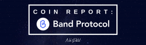 Read more about the article Coin Report #75: Band Protocol
