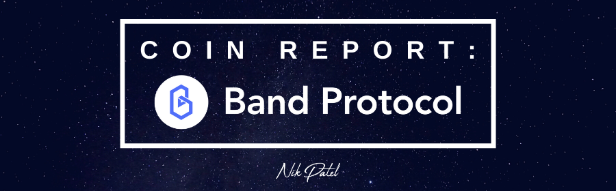 Coin Report #75: Band Protocol